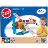 Heros Constructor: 40db-os repülő építő játék