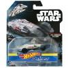 Hot Wheels - Star Wars: Millennium Falcon autóhajó - Mattel