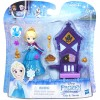 Jégvarázs Elsa és Trónja mini figuraszett - Hasbro