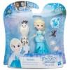 Jégvarázs: Elza és Olaf minibaba - Hasbro