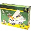 John Deere Szerelhető szervizkocsi - Klein Toys