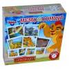 Az oroszlán őrség Memo - Domino társasjáték - Piatnik