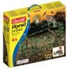 Quercetti: Skyrail Jurassic golyópálya 6 méter