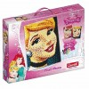 Quercetti: Pixel Art Disney hercegnők pötyi 6600 db-os