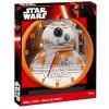 Star Wars - Ébredő erő: BB8 kerek falióra