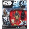 Star Wars - Zsivány Egyes: Lázadó kommandós Pao és Birodalmi Death trooper figura 10cm - Hasbro