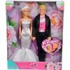 Steffi Love esküvői pár - Simba Toys